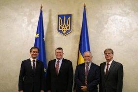 Олексій Любченко зустрівся з представниками Казначейства США