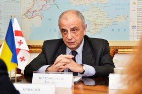 Ексклюзив: з 20 вересня посол Грузії в Україні йде у відставку