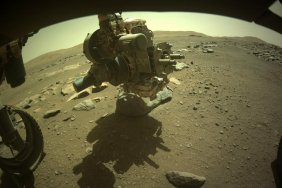 Марсоход Perseverance добыл второй образец почвы с