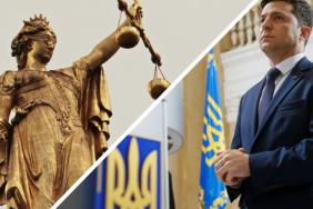 Я не допущу блокування головною реформи України, - Зеленський про судову реформу