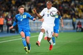 У відбірковому турі чемпіонату світу 2022 Україна зіграла внічию з Францією