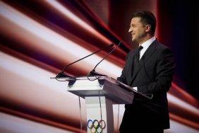 Зеленський пропонує світу наступні Олімпійські ігри провести в Україні