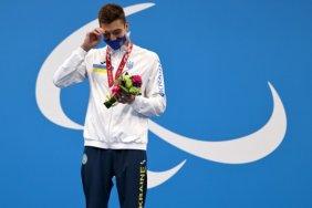 10-разовому чемпіону Паралімпіади Кріпаку присвоєно звання Героя України