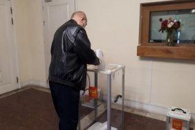 Вибори до Держдуми РФ: в Україні відкрились дільниці для голосування