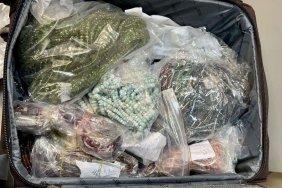 44 кг індійських коштовностей затримала митниця Борисполя