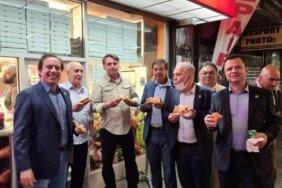 Президента Бразилії не пустили в нью-йоркський ресторан без щеплення від ковіда