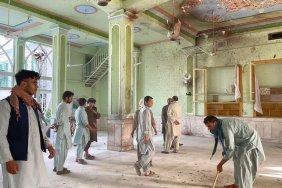 «Исламское государство» взяла на себя ответственность за взрыв в мечети в Кандагаре