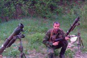 СБУ показала видео допроса взятого в плен на Донбассе боевика