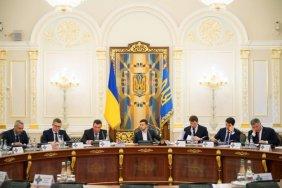 Сегодня состоится заседание Совета национальной безопасности и обороны Украины