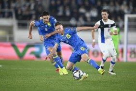 Украина добыла в Финляндии первую победу в отборе на ЧМ-2022