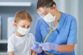 В Украине регистрируют самую высокую заболеваемость среди детей с начала пандемии