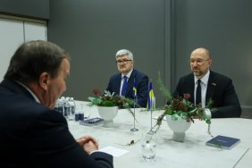 Шмыгаль обсудил с премьером Швеции энергетику и экологию