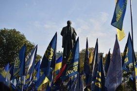 В центре Киева начался