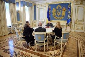 Президент передал орден Государства семье погибшего Героя Украины Андрея Кузьменко