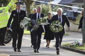 Полиция Лондона признала терактом убийство депутата парламента