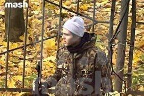 Московский школьник открыл стрельбу из ружья для видео в TikTok