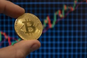 Цена биткоина достигла рекордного максимума за последние 6 месяцев