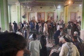В Афганистане произошел взрыв в мечети